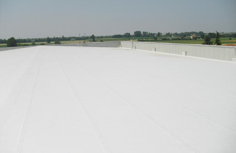 Kühlhalle für Parma Cotto